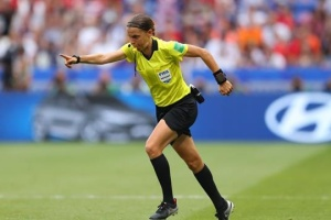 Матч «Ювентус» - «Динамо» рассудит женская бригада арбитров из Франции
