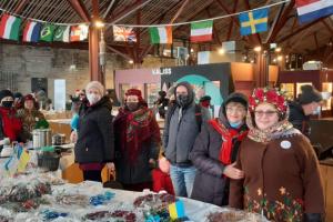 Розмаїття української культури показали на дипломатичному ярмарку в Таллінні