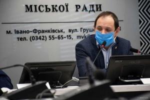 Мер Франківська просить уряд не вводити локдаун