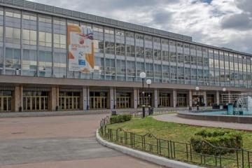 Le ministère de la Santé déploie un hôpital mobile au Palais des sports de Kyiv
