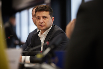 Zelensky : il faut arrêter le chaos au sein de la Cour constitutionnelle, sinon nous aurons une confrontation dans la rue