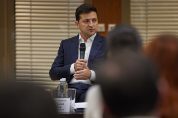 Zelensky says no one had right to make his conversation with Trump public