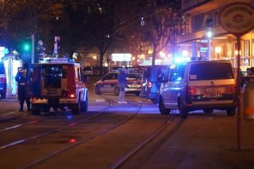 Die Ukraine verurteilt miesen Terrorakt in Wien - Kuleba