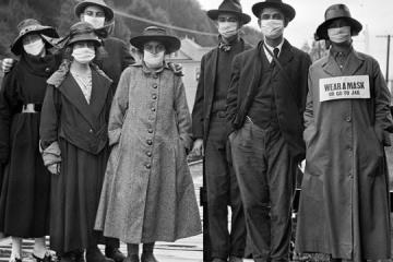 Gripe española de 1918. Lecciones por aprender en 2020