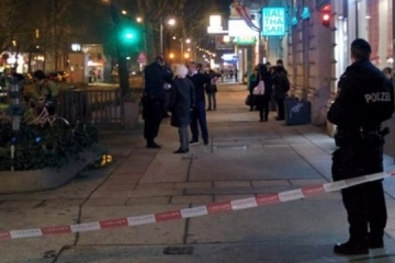 No Ukrainians among victims of Vienna terrorist attack – ambassador
