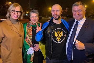 Vitaliy Markiv puesto en libertad