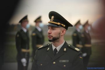 Vitaliy Markiv, militar de la Guardia Nacional de Ucrania