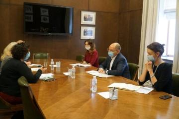 Ukraine ready to join development of AstraZeneca coronavirus vaccine – Stepanov