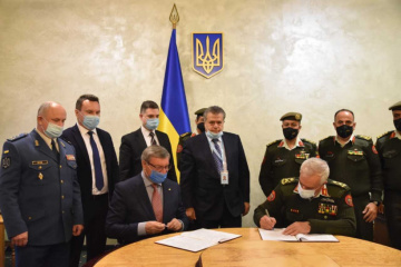 Ukraine, Jordan sign memorandum of cooperation