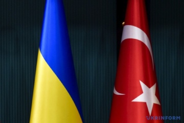 Ukraine, Turkey agree on further military cooperation
