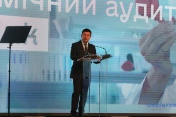 Zelensky waiting for 'economic Constitution of Ukraine'