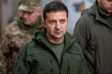 """Jest za wcześnie, aby mówić o planie """"B"""" dotyczącym Donbasu – Prezydent"""