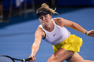 Svitolina retains fifth place in WTA rating