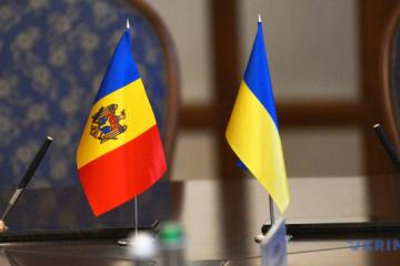 Titulares de Exteriores de Ucrania y Moldavia dispuestos a resolver las cuestiones problemáticas
