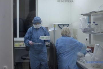 Number of COVID-19 patients in Ukrainian hospitals exceeds 28 thousand