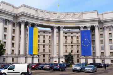 Ukraine welcomes end of hostilities in Nagorno-Karabakh – Foreign Ministry
