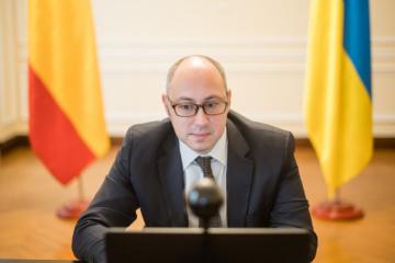 Senik: Ucrania introduce una agenda digital en sus relaciones con España