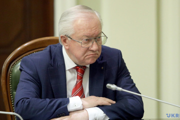Ukraina opowiada się za większą przejrzystością Rady Europy
