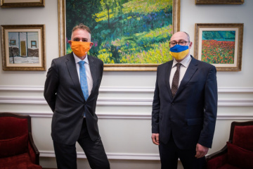 Ukraine, Netherlands to intensify cooperation in digital services