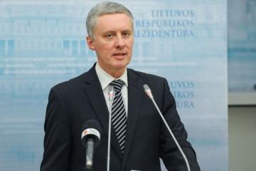 Lituania apoya la Plataforma de Crimea y planea participar en sus actividades