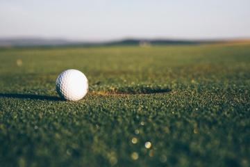 Probablemente el mejor golpe en la historia del golf