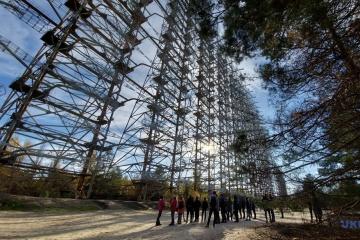 Tschornobyl-Tourismus sank 2020 um 70 Prozent