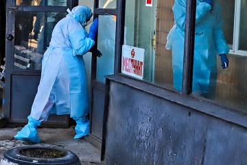 Coronavirus in Ukraine: Zahl der Neuinfektionen steigt auf 11.787