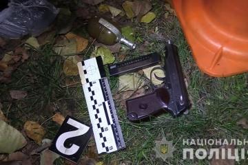 Fusillade à Kyiv : un policier blessé