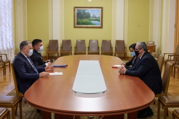 Embajador: Egipto quiere comprar más cereales ucranianos