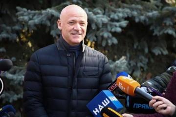 Hennady Troukhanov réélu au poste de maire d'Odessa