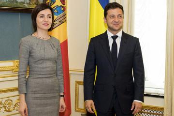 Zelensky felicita a Maia Sandu por ganar las elecciones presidenciales en Moldavia