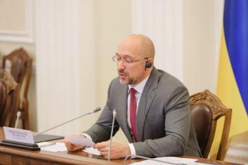 Shmygal: Ucrania espera firmar el Acuerdo sobre un Espacio Aéreo Común con la UE