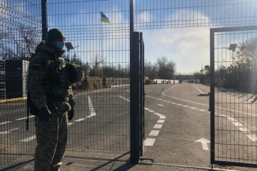 UK calls on Russia and militants to open Zolote and Shchastia entry-exit checkpoints