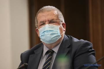 クリミア・タタール民族代表、コロナ感染