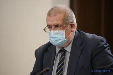 Medschlis-Vorsitzender Tschubarow mit Corona infiziert