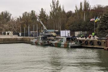 USA geben 4 Mio. Dollar ukrainische Küstenwache