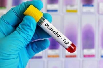 Ukraine reports 16,294 new coronavirus cases