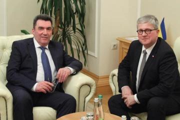 Danílov: Ucrania y Polonia deben mantener la unidad en la esfera de la defensa