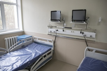 Number of COVID-19 patients in Ukrainian hospitals reaches almost 28 thousand
