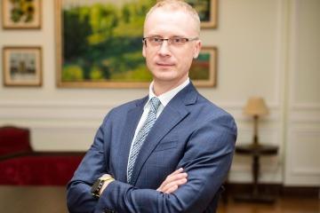 Oleh Nikolenko nommé porte-parole du ministère des Affaires étrangères de l'Ukraine