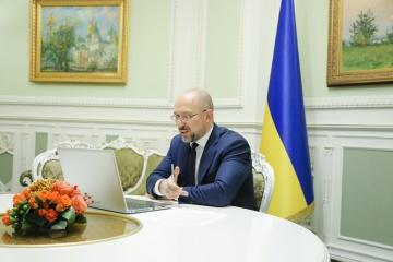 Shmygal: Ucrania y Rumania tienen intereses mutuos en el sector energético