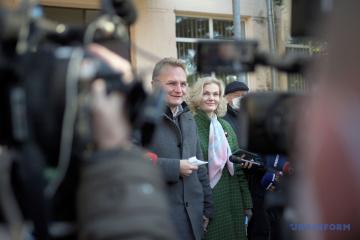 Andrij Sadowyj erneut zum Bürgermeister in Lwiw gewählt