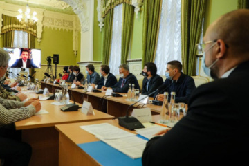 Ukraina nie zboczy z europejskiej ścieżki – Szmyhal