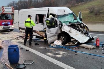 Slovaquie : une Ukrainienne morte dans un accident de bus