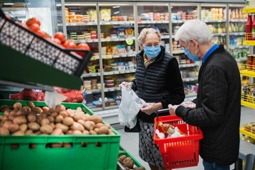Les prix à la consommation en Ukraine ont baissé de 0,2% en août