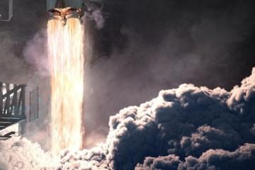 El cohete Alpha va a lanzar dibujos de niños ucranianos al espacio