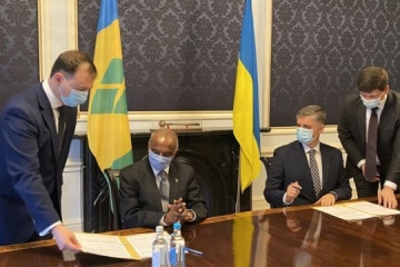Ukraine signs visa waiver agreement with Caribbean country