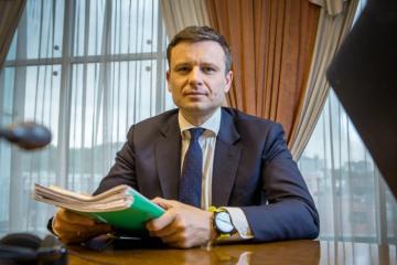 Kijów musi wypełnić zobowiązania dotyczące wznowienia współpracy z MFW - Marczenko