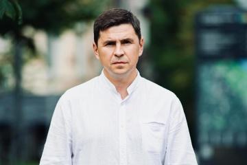 Oficina del Presidente responde al Kremlin: Acceso de la Cruz Roja y la liberación de personas dependen de Rusia