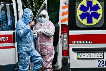 Ucrania notifica 9.946 nuevos casos de COVID-19
